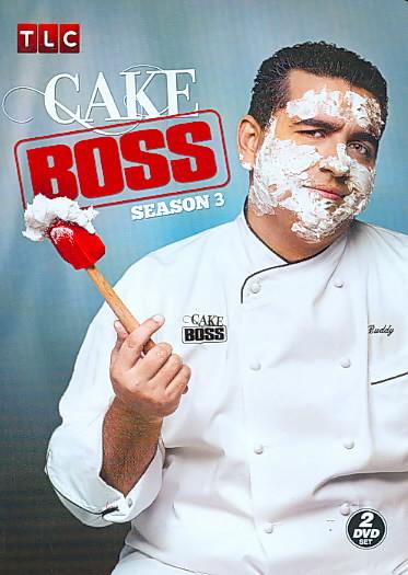 CAKE BOSS SEASON 3 BY CAKE BOSS (DVD)